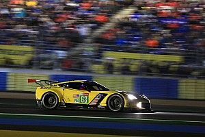 "Garcia ""surprised"" by disallowed Corvette laptime"