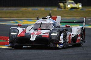 24h di Le Mans, Q2: le Toyota ipotecano la prima fila, Kobayashi precede Nakajima