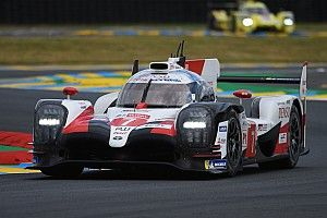 Le Mans 24h: Toyota leads SMP in disrupted practice