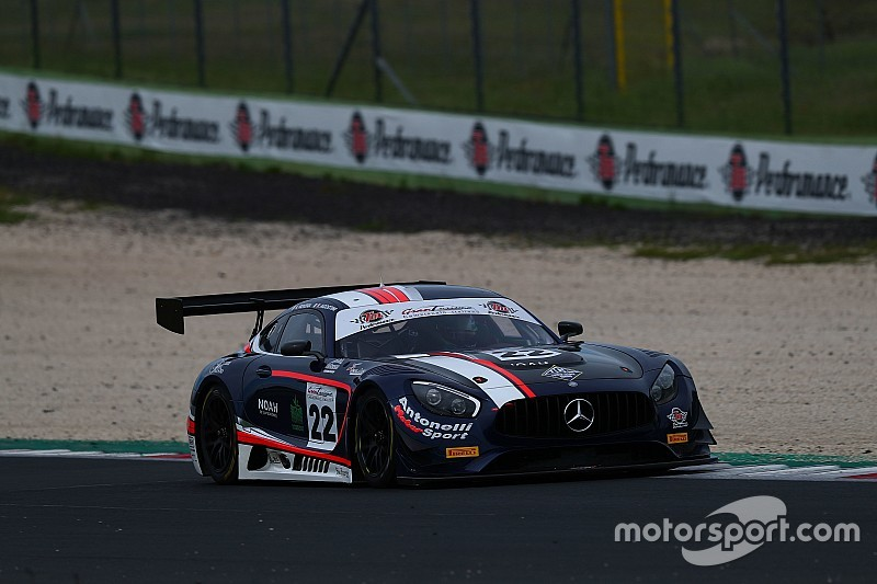 Novità a Spa per Antonelli Motorsport: arriva Michael Meadows