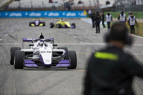 Au cœur de la première course de W Series