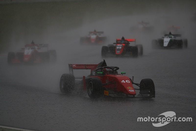 La pioggia impone lo stop, a Vallelunga Gara 3 è annullata
