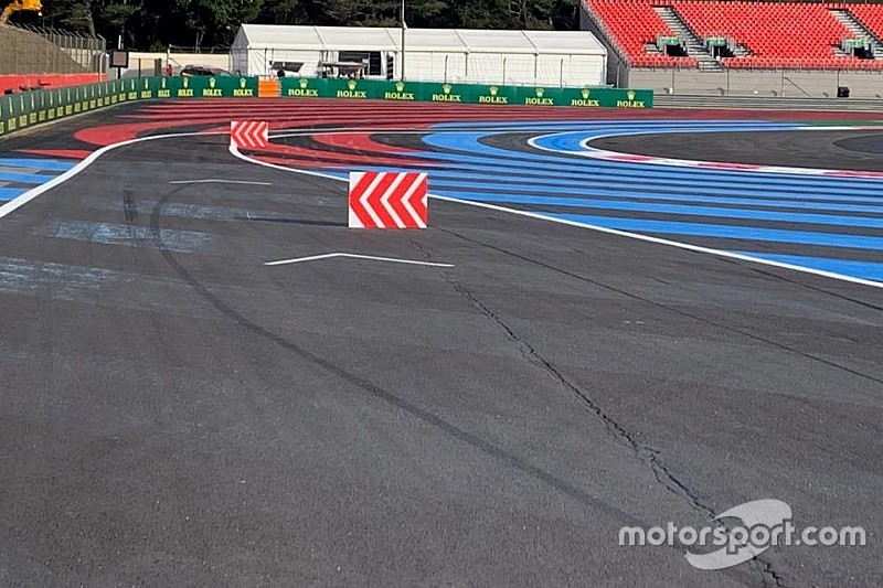 FIA clamps down on corner-cutting in French GP