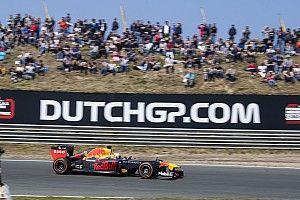 Hoop voor Formule 1-fans zonder tickets Dutch Grand Prix