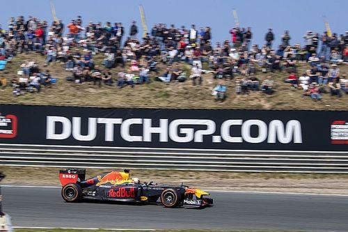 'Kabinet wil dat hele F1-paddock vaccin heeft voor Dutch GP'