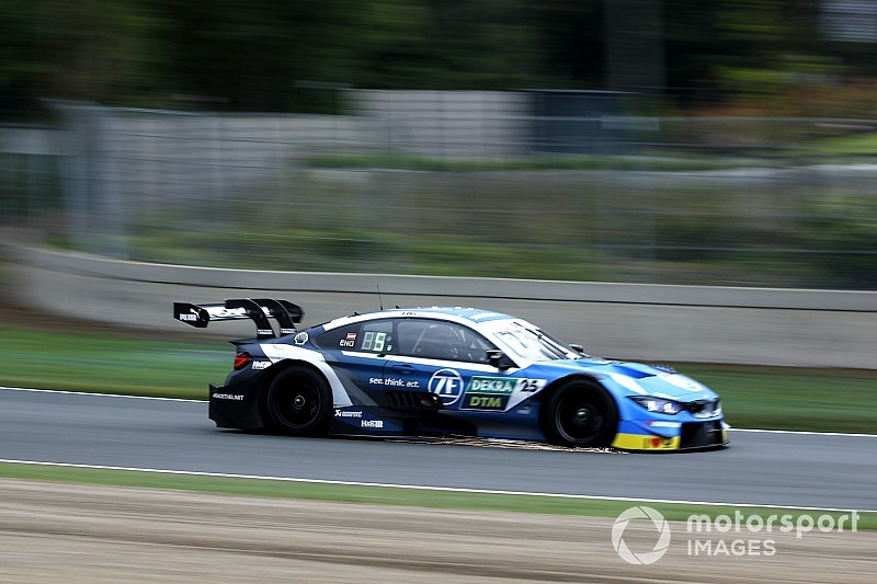 DTM Zolder: BMW-coureur Eng behaalt eerste overwinning