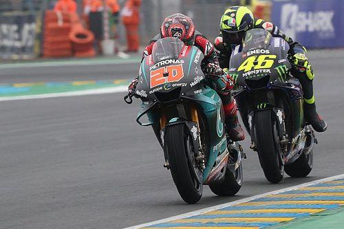 """Quartararo: """"Todos sabemos el poder que tiene Rossi en Yamaha"""""""