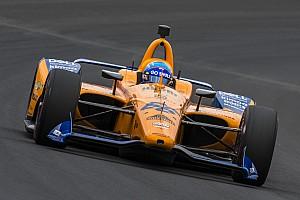 Alonso mist Indy 500 na rampzalige kwalificatie