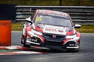 Pole para Monteiro y triplete de Honda en casa bajo la lluvia