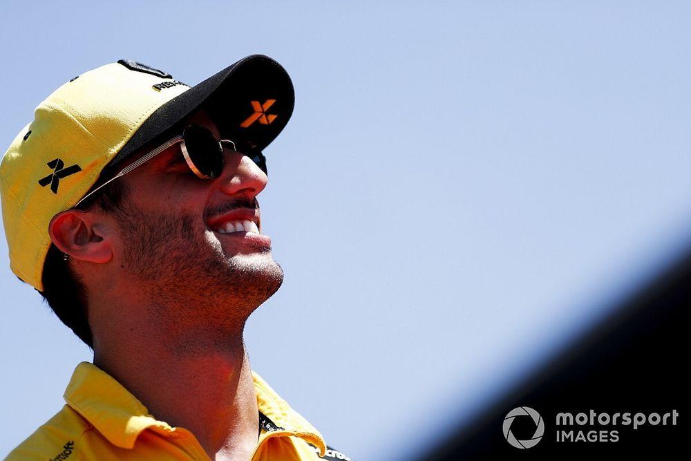 Ricciardo nie rozumie formy Renault