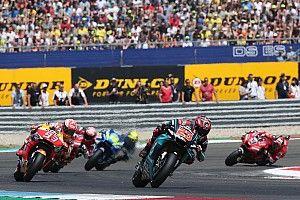 Quartararo verklaart 'hevig vibrerende Yamaha' in Dutch TT