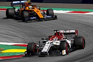 Alfa hopes to target McLaren with upcoming updates