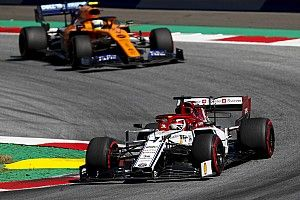 """Vasseur: """"Optimistic"""" Alfa can target McLaren after summer break"""