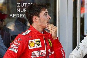 """Leclerc: """"No es la forma en la que se debe adelantar"""""""