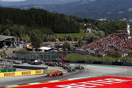 Klasemen F1 2019 setelah GP Austria