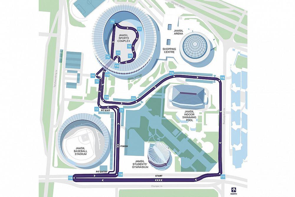 Revelado el diseño del circuito de Seúl para Fórmula E