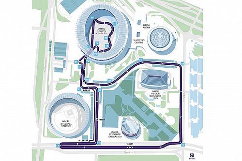 Formula E perlihatkan layout trek Seoul