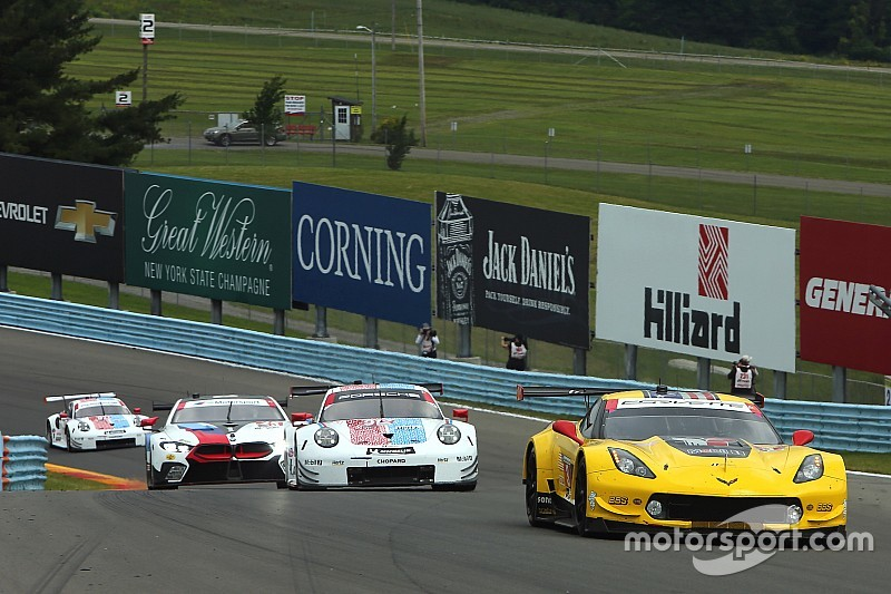 Jan Magnussen: Under half a second away from victory at The Glen