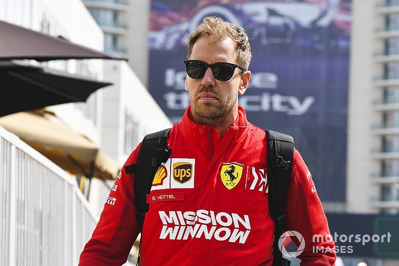 """Vettel vertrouwt upgrades: """"Niets met betrouwbaarheid te maken"""""""