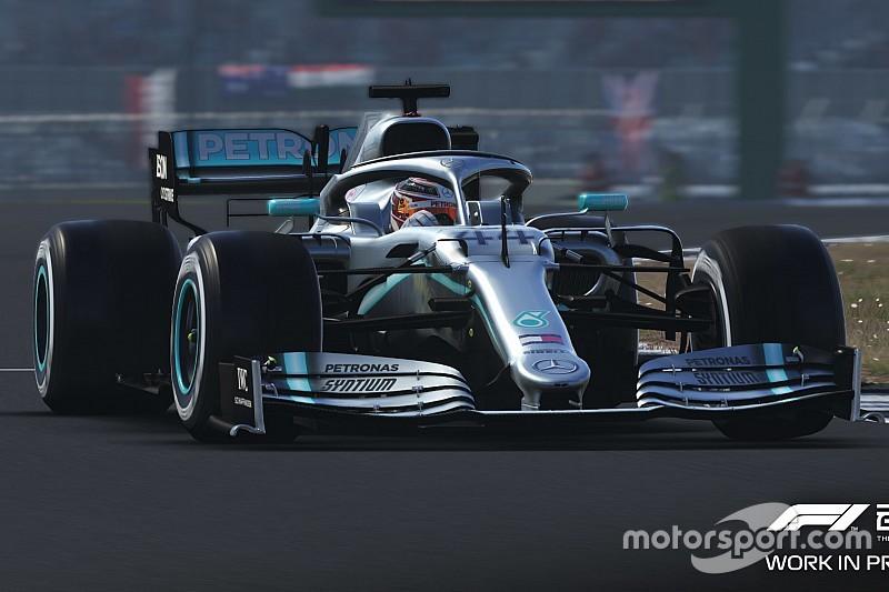 GALERIA: F1 2019 divulga imagens ultrarrealistas dos carros no game