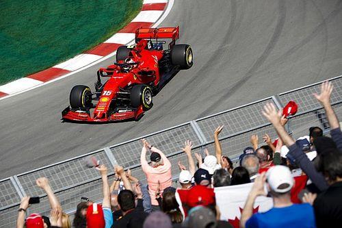 Ferrari logra el 1-2 en la segunda práctica y Hamilton choca