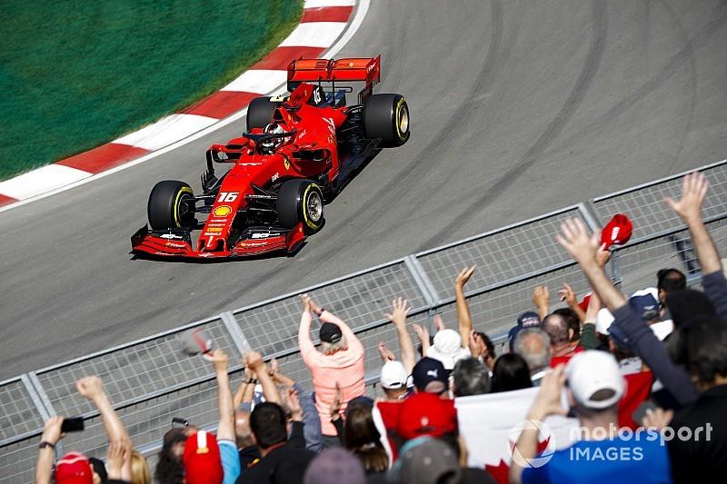 FP2 GP Kanada: Leclerc tercepat, Hamilton kecelakaan