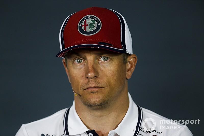 Újra megindult az Alfa Romeo Räikkönen alatt