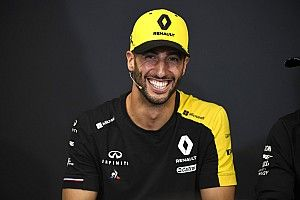 Ricciardo: To co robi Kubica jest imponujące