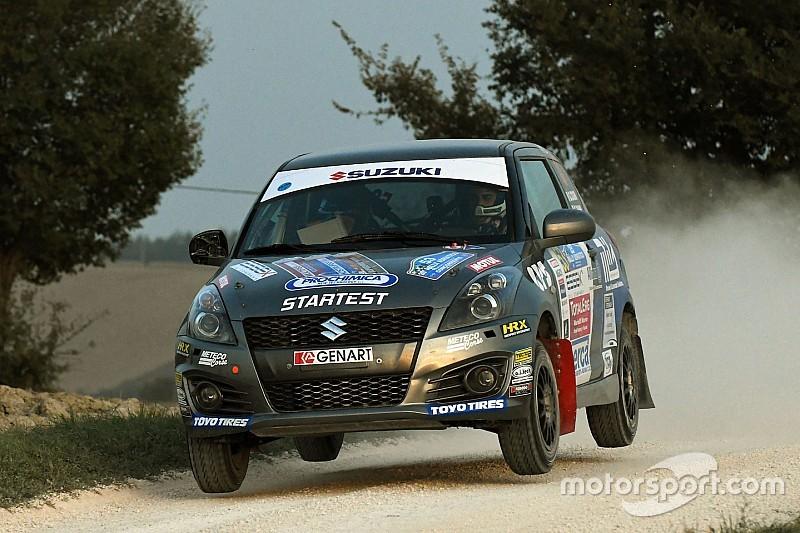 Suzuki Rally Trophy: parata di stelle al Rally Due Valli
