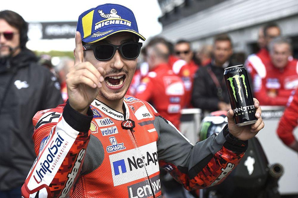 Jorge Lorenzo Kangen Raih Kemenangan MotoGP