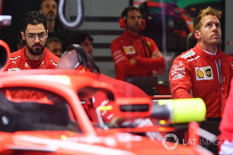 Vettel és Räikkönen is elégedett a Ferrarival: meglehet a győzelem Monzában?