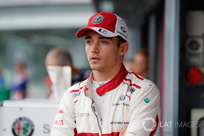 Sauber waiting on Ferrari's Raikkonen/Leclerc call