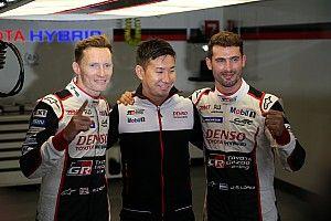 WEC Silverstone: Toyota kunci baris start terdepan