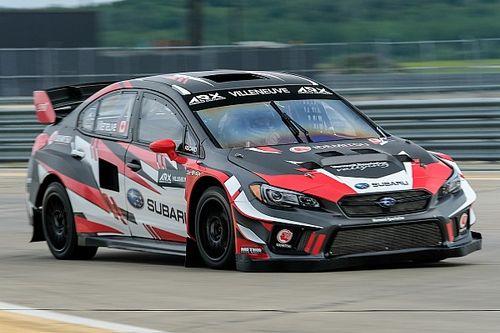 Villeneuve uji coba Relikros Subaru