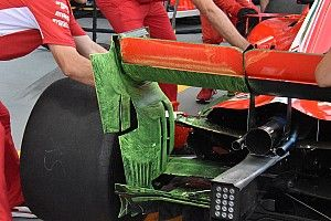 Singapore GP: Fresh F1 tech updates, direct from the garages