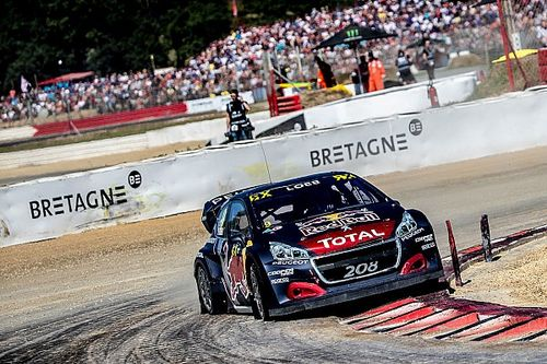 Peugeot to withdraw from World RX after 2018