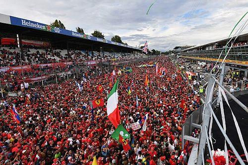 Formel 1 Monza 2018: Die schönsten Bilder am Sonntag