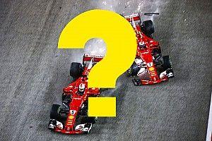 Всего год назад. Вспомните ли вы прошлый Гран При Сингапура?
