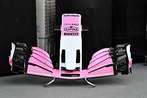 Force India presentará innovaciones en Singapur gracias a Stroll