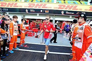 """Vettel: """"Mi mayor enemigo soy yo, no Hamilton"""""""