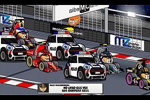Vídeo: el simpático resumen del GP de Singapur, por MiniDrivers