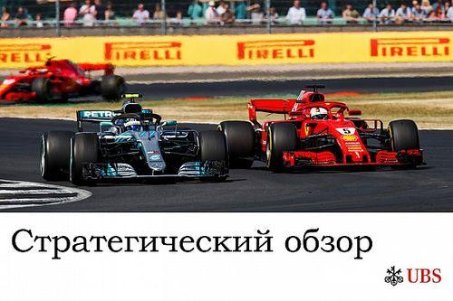 Стратегический анализ Джеймса Аллена: Гран При Великобритании