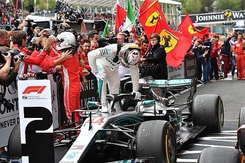 "Horner: ""Al escuchar a Hamilton quejarse de Ferrari casi saco mi violín"""
