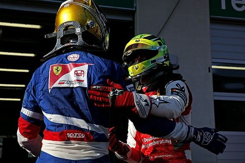 Nézd újra Mick Schumacher F3-as versenyeit a Red Bull Ringről