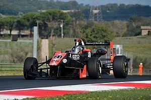 Alessandro Bracalente domina Gara 1 a Vallelunga