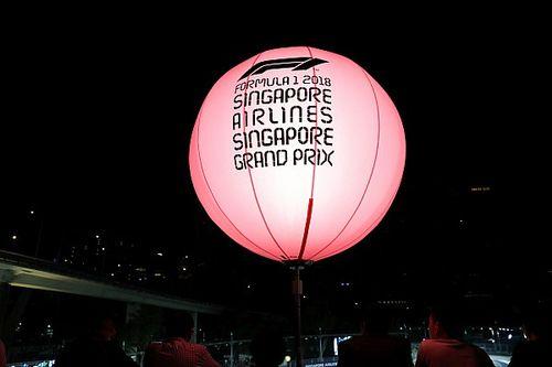 مواعيد عرض جائزة سنغافورة الكبرى 2019