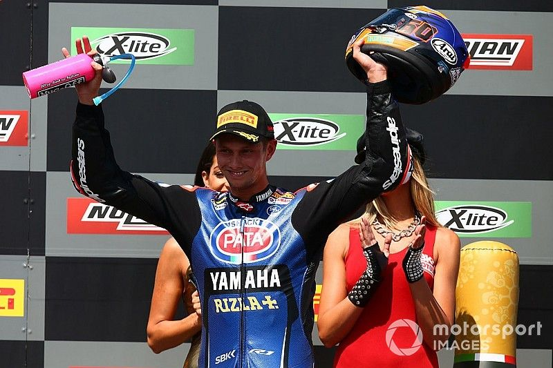"""Van der Mark wil winnen in Frankrijk: """"Donington is alweer lang geleden"""""""