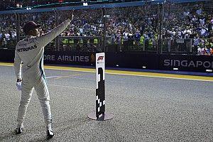 GP di Singapore: ecco la griglia di partenza della gara che partirà alle 14.10