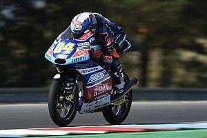 Moto3 Ceko: Pole perdana Jakub Kornfeil