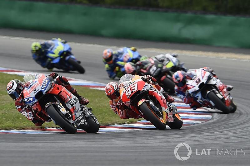 """Lorenzo profiteerde van """"heel nieuwe strategie"""" in GP van Tsjechië"""